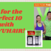 Go for the Perfect 10 with NOVUHAIR!