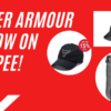 Under Armour is Now on Shopee!
