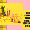 Best Vice Cosmetics X Anne Clutz Make-Up Line you should buy at Shopee