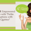 "NOVUHAIR Empowered Self Love with ""Petite Conversations with Cory Quirino"""