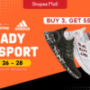Shopee Launches the First Regional adidas Super Brand Day in the Philippines