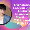 Lea Salonga, Kuh Ledesma & Others Featured In Glamorous The Manila Hotel's 2021 Countdown With A Cause