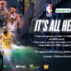 NBA and Smart Relaunch Nba's Official Digital Platform in PH