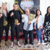 NXT UK® Superstars Visit Awesome Philippine Embassy in London